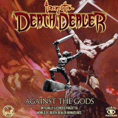 Frazetta World of Death Dealer - Against the Gods