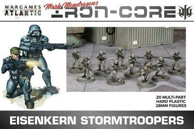 Iron-Core: Eisenkern Stormtroopers