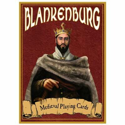 Blankenburg Medieval Playing Cards