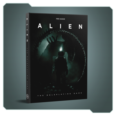 Alien: The Roleplaying Game - Core Rulebook (HC)
