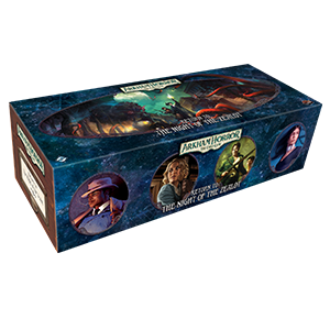 Arkham Horror: The Card Game - Return to the Night of the Zealot Expansion