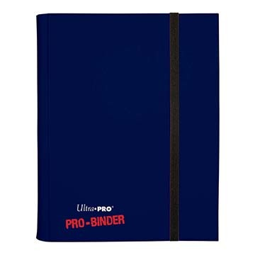 Ultra-Pro PRO-Binder 9-Pocket Dark Blue