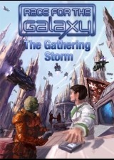 Race for the Galaxy Expansion: The Gathering Storm
