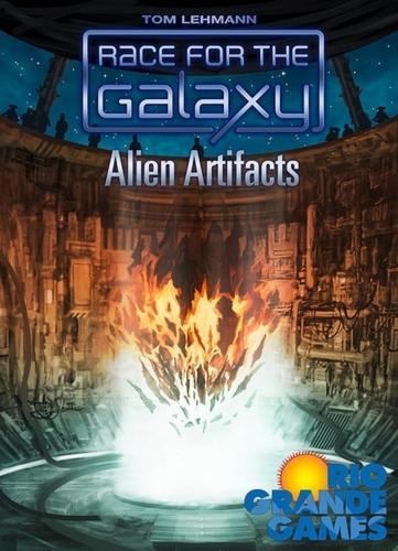 Race for the Galaxy Expansion: Alien Artifacts (Ding/Dent-Very Light)