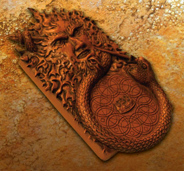A Game of Thrones: Resin House Card - Martell