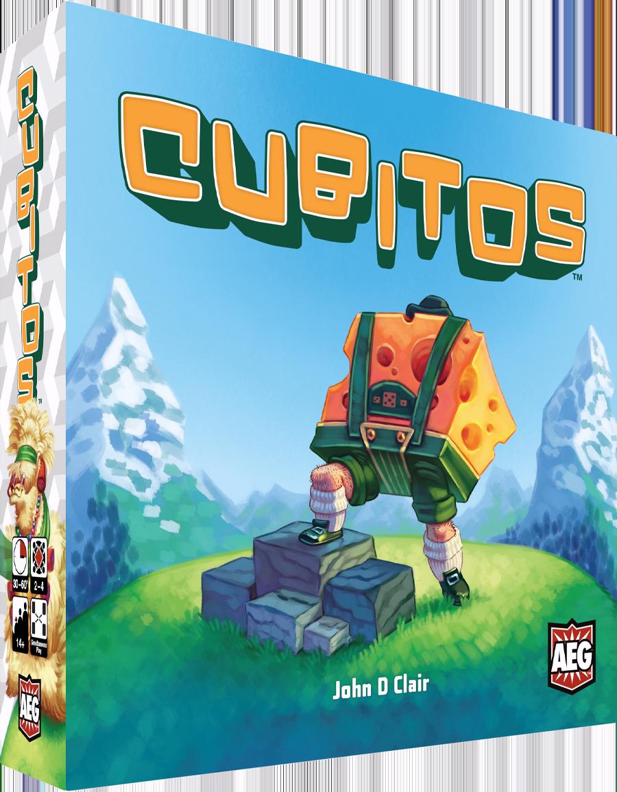 Cubitos (DING/DENT-Very Light)
