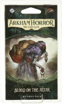 Arkham Horror LCG: Blood on the Alter Mythos Pack