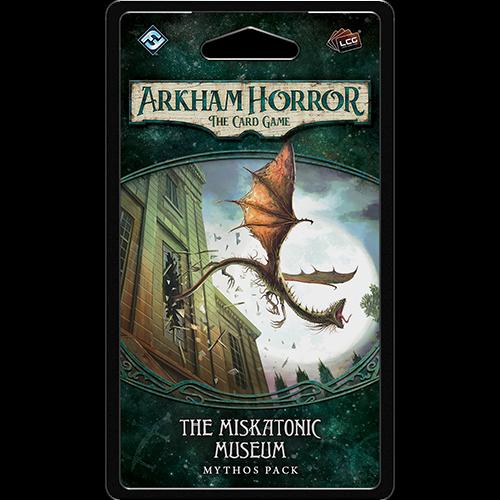 Arkham Horror: The Card Game - Miskatonic Museum Mythos Pack