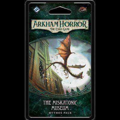 Arkham Horror LCG: Miskatonic Museum Mythos Pack