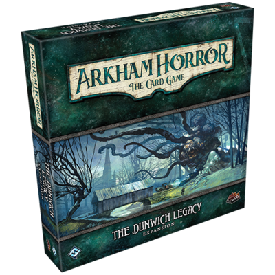 Arkham Horror: The Card Game - The Dunwich Legacy Expansion