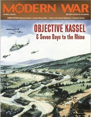 Modern War: Objective Kassel