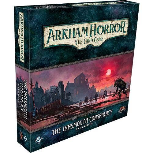 Arkham Horror: The Card Game - The Innsmouth Conspiracy Expansion