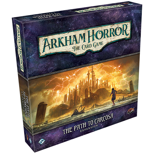 Arkham Horror: The Card Game - The Path to Carcosa Expansion