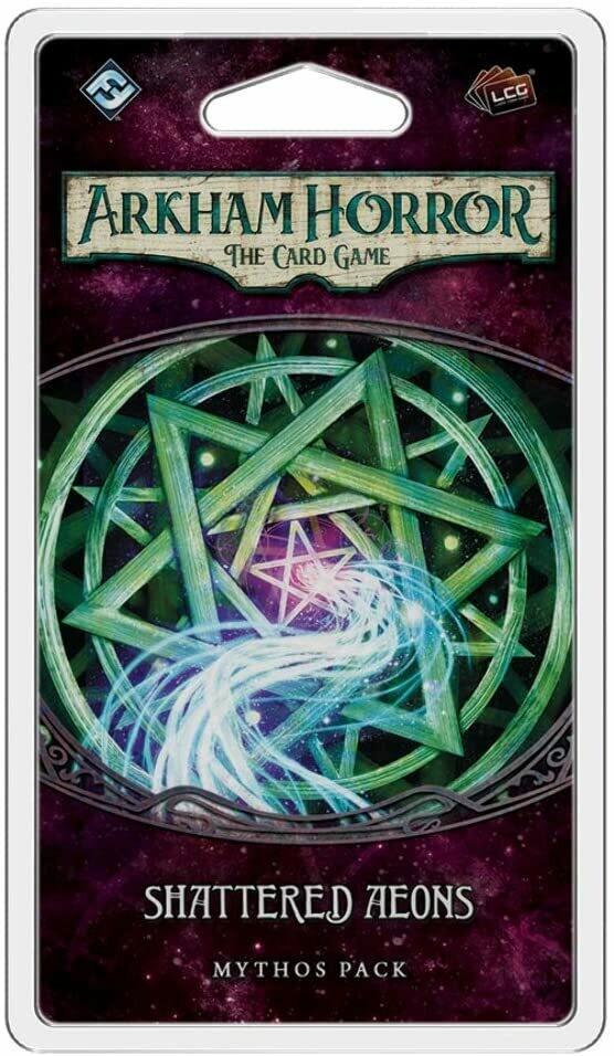 Arkham Horror: The Card Game - Shattered Aeons Mythos Pack
