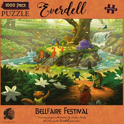 Everdell: Bellfaire Festival 1000 Piece Jigsaw Puzzle