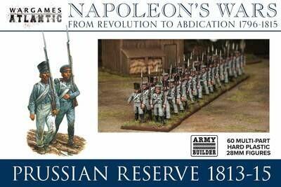 Napoleon's Wars: Prussian Reserve (1813-1815)