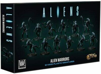 Aliens: Alien Warriors Miniatures Pack