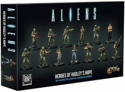Aliens: Heroes of Hadley's Hope Miniatures Pack