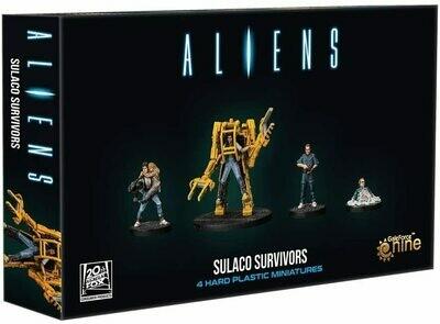 Aliens: Sulaco Survivors Miniatures Pack