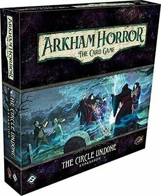 Arkham Horror: The Card Game - The Circle Undone Expansion