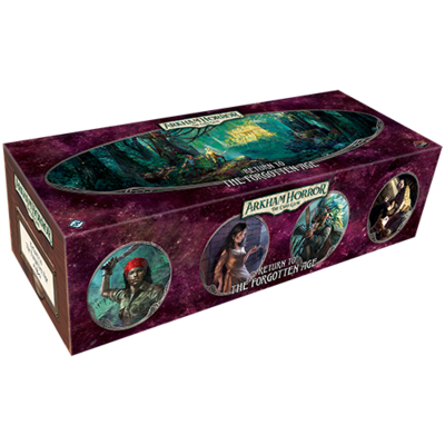 Arkham Horror: The Card Game - Return to the Forgotten Age Expansion