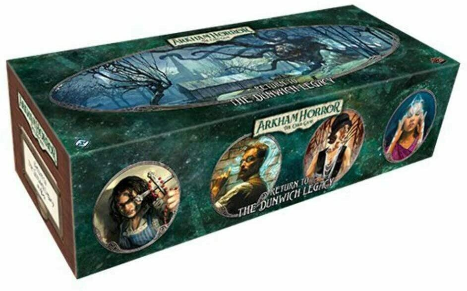 Arkham Horror: The Card Game - Return to Dunwich Legacy Expansion