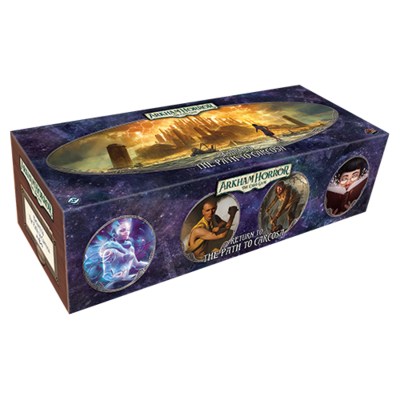 Arkham Horror: The Card Game - Return to the Path to Carcosa Expansion