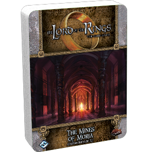 The Lord of the Rings: The Card Game - The Mines of Moria Scenario Kit