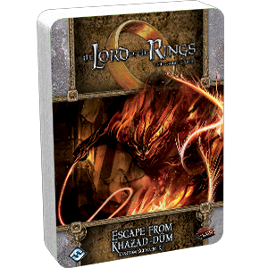 The Lord of the Rings: The Card Game - Escape from Khazad-dum Scenario Kit