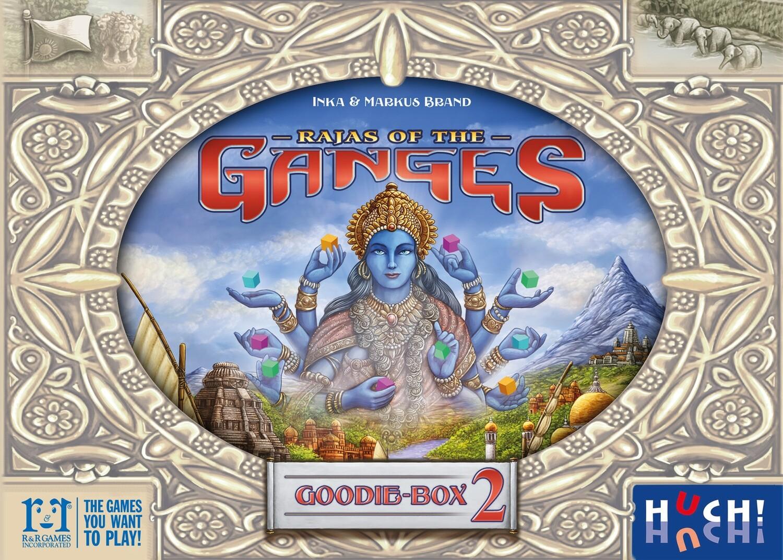 Rajas of the Ganges Goodie-Box 2