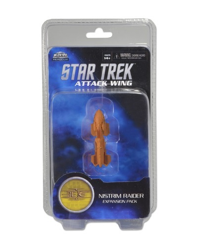 Star Trek: Attack Wing Expansion Pack - Nistrim Raider (Kazon)