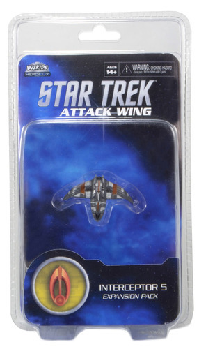 Star Trek: Attack Wing Expansion Pack - Interceptor 5 (Bajoran)