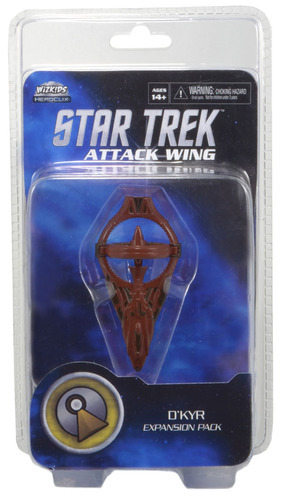Star Trek: Attack Wing Expansion Pack - D'Kyr (Vulcan)