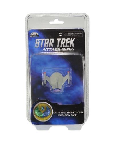 Star Trek: Attack Wing Expansion Pack - I.R.W. Gal Gath'thong (Romulan)