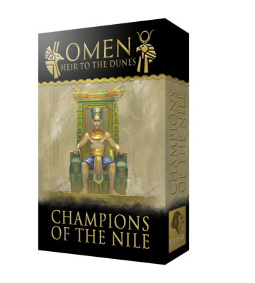 Omen: Champions of the Nile Expansion