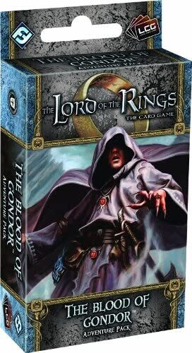 The Lord of The Rings: The Card Game - The Blood of Gondor Adventure Pack