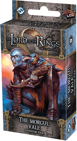 The Lord of The Rings: The Card Game - The Morgul Vale Adventure Pack