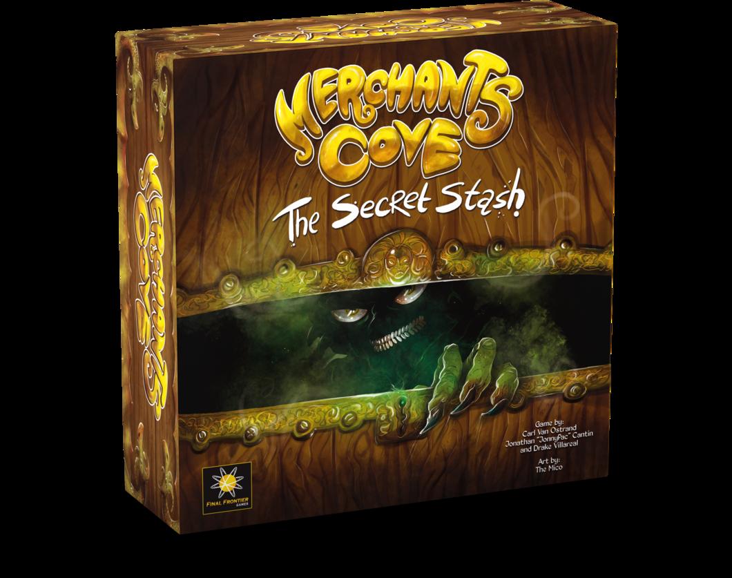 Merchants Cove: The Secret Stash Expansion