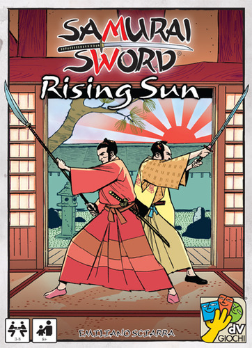 Samurai Sword Expansion: Rising Sun