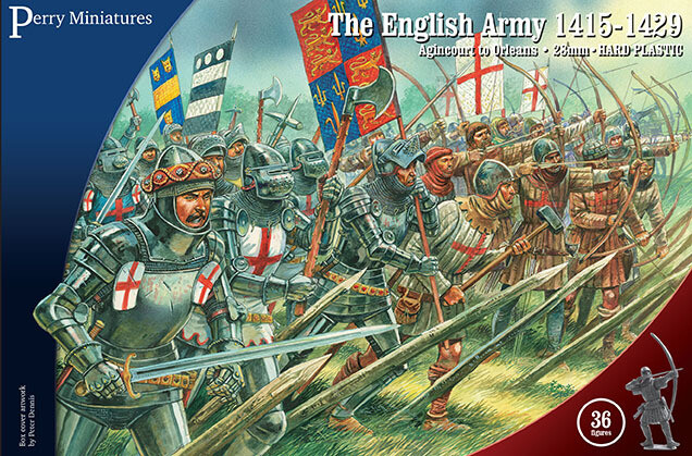 The English Army, 1415-1429, Agincourt to Orleans