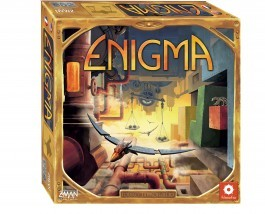 Enigma (Ding/Dent-Very Light)