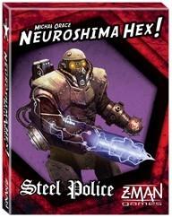 Neuroshima Hex: Steel Police Faction Pack