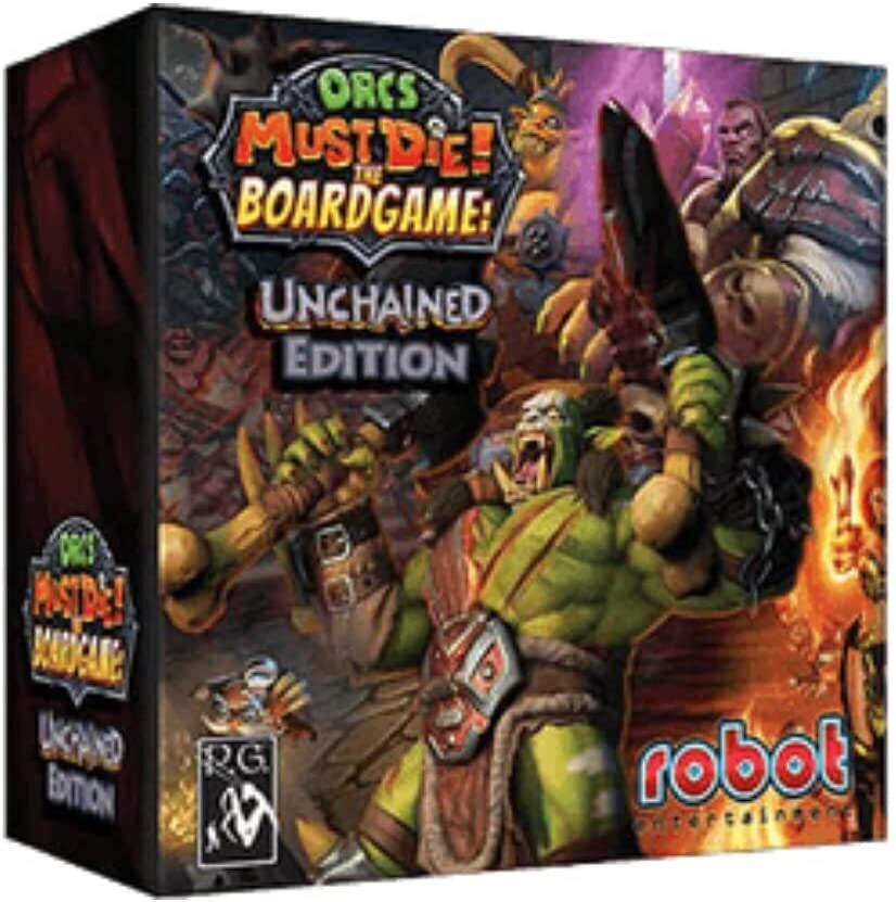 Orcs Must Die! The Boardgame: Unchained Edition