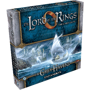The Lord of the Rings The Card Game: The Grey Havens Deluxe Expansion