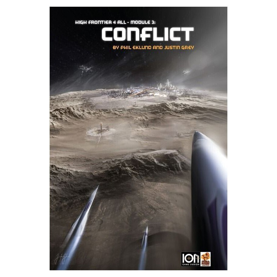 High Frontier 4 All: Module 3 - Conflict