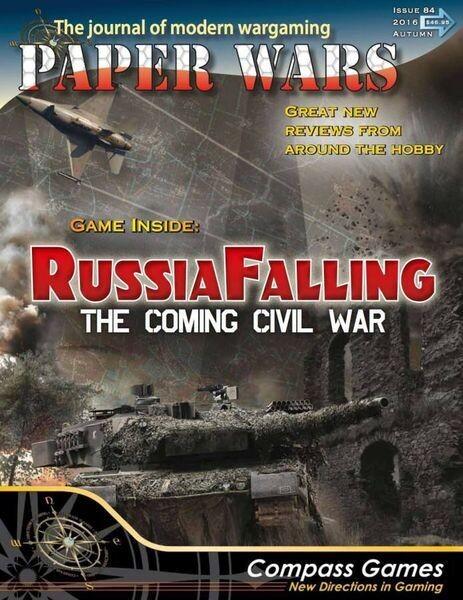 Paper Wars: Russia Falling