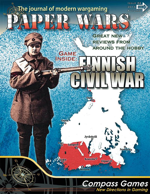 Paper Wars: Finnish Civil War