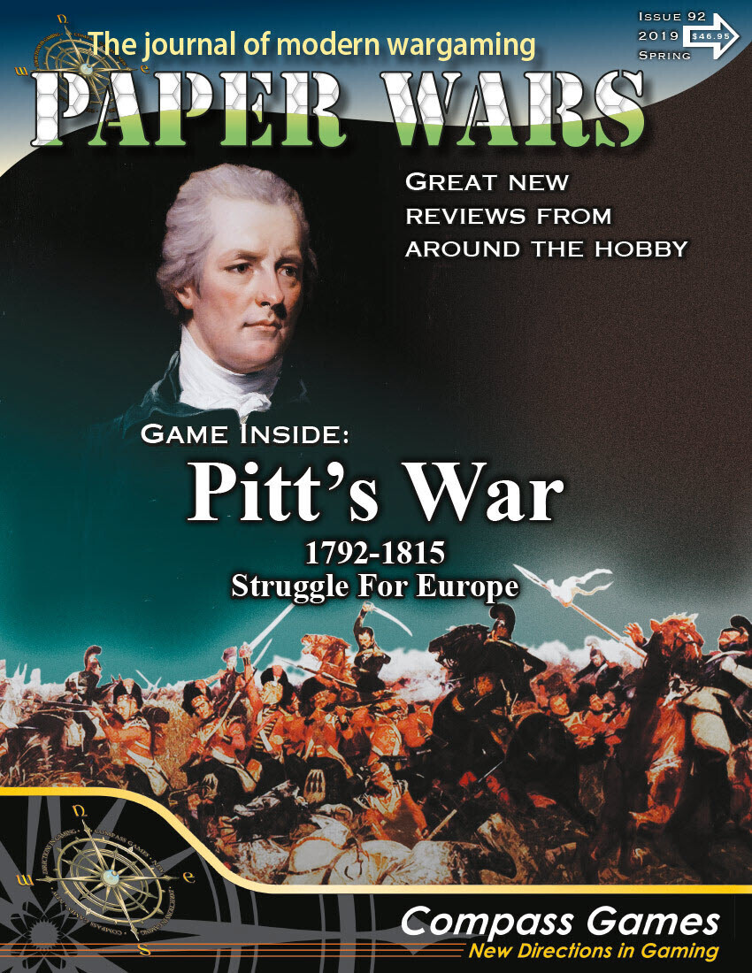 Paper Wars: Pitt's War