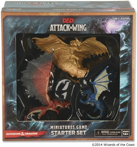 Dungeons & Dragons: Attack Wing Starter Set