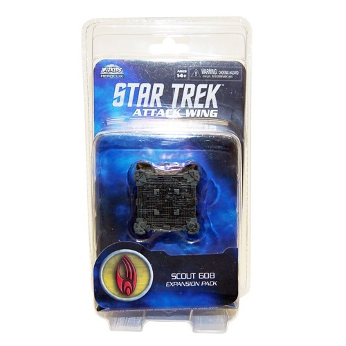 Star Trek: Attack Wing Expansion Pack - Scout Cube 608 (Borg)